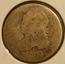 1827 Capped Bust Dime 10 cents