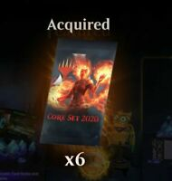 Core Set 2020 MTG Arena 6 boosters Code (Prerelease Code) Email Delivery