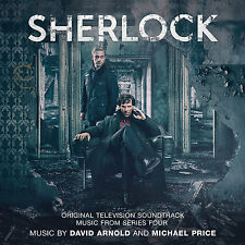 Sherlock OST - Music From Series 4 - David Arnold & Michael Price