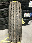 1 New 6.50 - 14 LRD 8 Ply Deestone D-R Bias Trailer Tire with Tube
