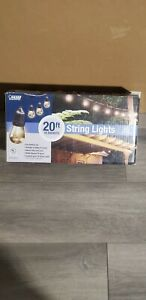 FEIT Electric 20 ft. L Clear Decorative Light String free shipping