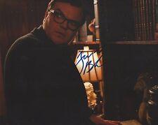 Jack Black RL Stine Goosebumps Signed 8x10 Autograph Photo