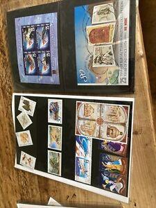 Cyprus Specimen Stamps