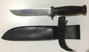 "ARGENTINE EXC ESKILSTUNA MODEL 440 152 MM 6"" BLADE KNIFE MALVINAS FALKLANDS 1982"