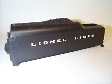 Lionel 2046 Style Tender Shell Lg White Letters MPC & w/ Postwar Tenders NOS EX!
