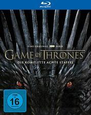 Game of Thrones - Staffel 8 Blu-ray NEU OVP