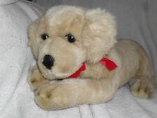 """17"""" Anna Club Plush Golden Retriever Dog"""