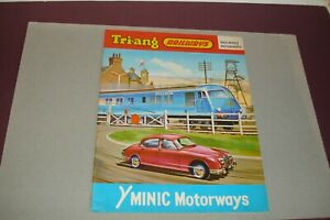 Tri-ang Railways catalogue including Minic Motorways Used read more