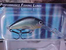 SALE Salmo Deep Hornet Lure H4SDR-GBH in for Bass/Trout/Walleye/Crappie/Trout