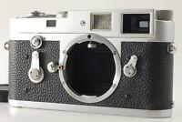 EXC+5 Leica M2 Single stroke 35mm Rangefinder Camera Self Timer From JP O158