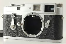 EXC+5 Leica M2 Single stroke 35mm Rangefinder Camera Self Timer From JP O158