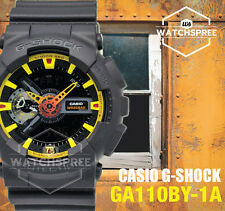 Casio G-Shock Special Color Sporty Mix Design Watch GA110BY-1A AU FAST & FREE