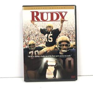 Rudy (1993 Sean Astin) (Special Edition) DVD - Region 1