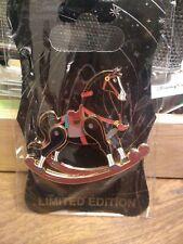 NEW D23 Walt Disney Imagineering WDI Rocking Horse KHAN Mulan Pin LE 300