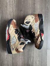 Nike Air Jordan 5 Supreme Desert Camo
