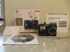 GE Smart Series DIGITAL CAMERA Model # C1233! TESTED! In box, never really used!