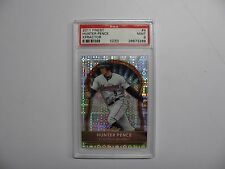 2011 Finest #9 Hunter Pence  XFRACTOR  #221/299  PSA 9 .. POP 1 .. only 1 graded
