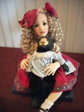 "Goldilocks 27"" Doll by Jane Bradbury"