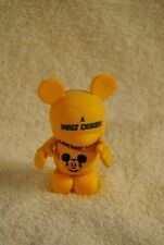 """Disney Vinylmation The End Yellow Mickey Mouse Mike Sullivan 3"""" Jr"""