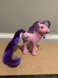 1986 My Little Pony Mail Order G1 Dabble Figure