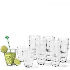 Leonardo Becher Salute Saftbecher Set 18-teilig, Gläser Trinkgläser Gläserset