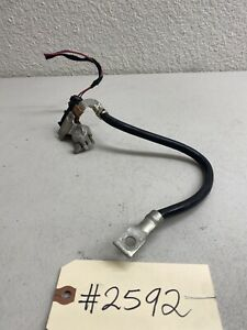 2014 2015 2016 BMW 428i xDrive Gran Coupe Negative Battery Cable