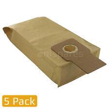 Panasonic U20E Vacuum Bag 5 Pack U2E MCE40 MCE50 MCE460 MCE3002 MCUG302 BAG60
