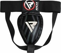 RDX Coquille Boxe MMA Sports Protection Arts Kick Boxing Suspensoir Muay Thai FR
