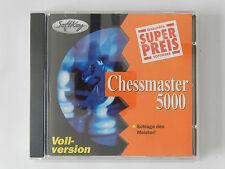 PC CD-ROM Chessmaster 5000