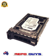 """DELL POWEREDGE  1TB 7200RPM 3.5"""" SAS HARD DRIVE WITH CADDY CP464 UNTESTED"""