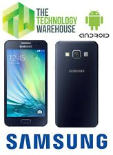 Samsung Galaxy A3 Smartphone - SM-A300FU - Android 6.0.1 - O2 - Fully functional