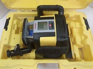 Leica Rugby CLA CLC Combo Rotary Laser with Case