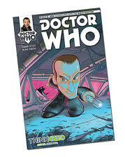 Doctor Who 9th Doctor #1, ThinkGeek Exclusive Variant Comic.  Fast Shipping!