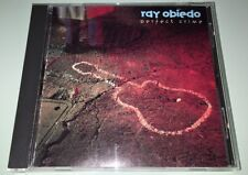 Perfect Crime By Ray Obiedo (CD, 1989, Windham Hill) WD-0115 RARE