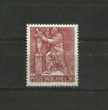 Vatican 1966 Works 30 Lira MNH Vaticano