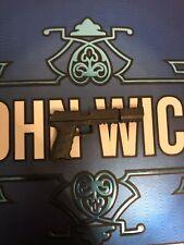 Hot Toys MMS504 John Wick capítulo 2 Keanu Reeves Heckler & Koch P30L pistola UK