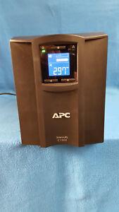 APC Smart UPS SMC1500I, 1500VA / 900W, generalüberholt, neue Akkus, wie neu!!!