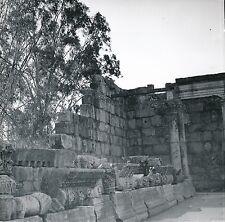 ISRAËL c. 1960 - Synagogue Époque Romaine Capharnaüm  - Div 10488