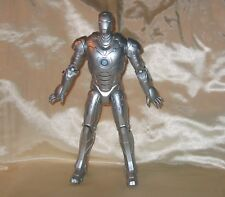 "Marvel 12"" Iron Man With Talking, Sound & Light Action Figure; By Hasbro 2007"