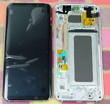 Original Samsung Galaxy S8 Plus G955f Sm-g955f LCD Display Touchscreen Silver