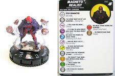 Heroclix - #050 Magneto, realista-X-Men Xavier's School