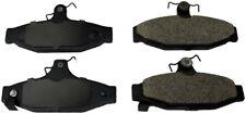 Disc Brake Pad Set-ProSolution Semi-Metallic Brake Pads Rear Monroe FX413