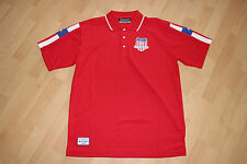 KAPPA Polo-Shirt  OLYMPIC GAMES Los Angeles 1984 Gr. L wie neu
