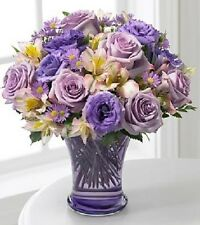 20+ LAVENDER AND PURPLE LISIANTHUS FLOWER SEEDS MIX / LONG LASTING ANNUAL