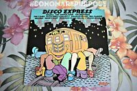 Disco Express VOL. 2 Various Artists RCA VICTOR LP Vinyl Record Near Mint