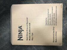 Nutri Ninja Pro BL456 900W Vitamin Nutrient Extraction Blender