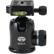 Sirui K-30X Ball Head with Quick Arca Style  Release Plate, Supports 66LB