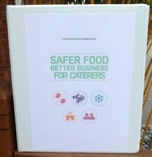 More details for 2021 safer food better business caterers full pack +12mth diary +12 temp +sign +