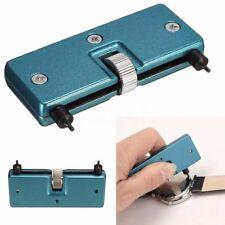Outil montre montage et démontage ouvrir boitier changer pile réglable