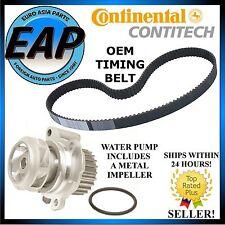 For 98-06 VW Golf Jetta Beetle 2.0L Quality Water Pump & OEM Timing Belt KIT NEW
